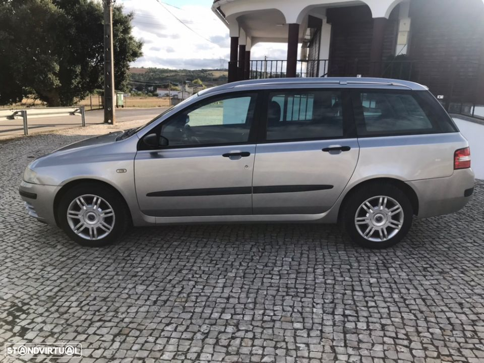 Fiat Stilo Multiwagon 1.6 16v**ArCondicionado**1Dono** - 7