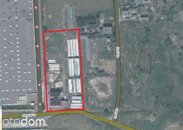 Sprzedam działkę inwestycyjną 5 640 m2 w Toruniu.