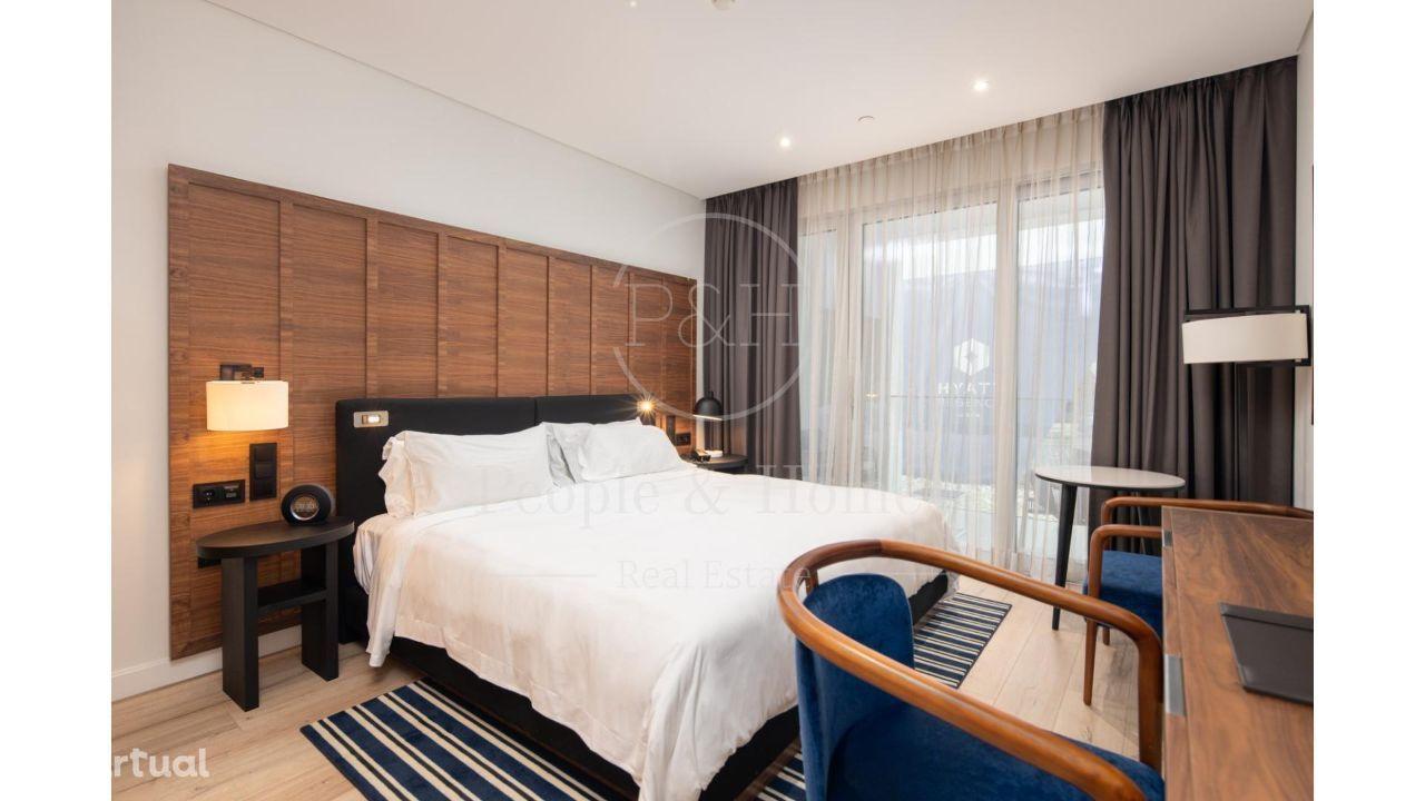 Belém | T2 num conceito residencial de elevado prestígio