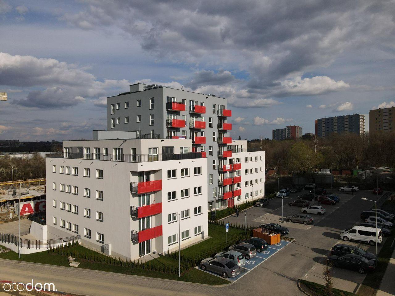 Nowoczesny Apartament 45m2, 3 pokoje, Bez Prowizji