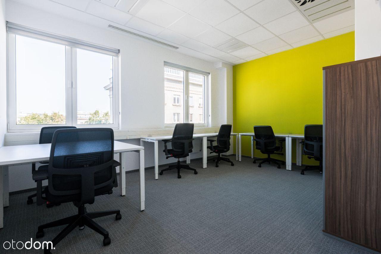 Biura 5 przestrzeni do pracy - Atrium Plaza