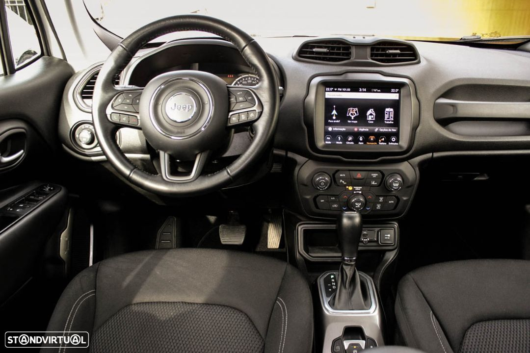 Jeep Renegade 1.6 MJD Limited DCT - 9