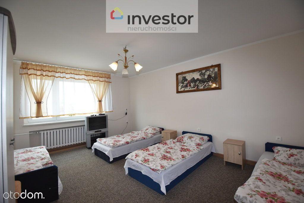 Dom pod inwestycję, 6 pokoi, 20 łóżek ,2 kuchnie