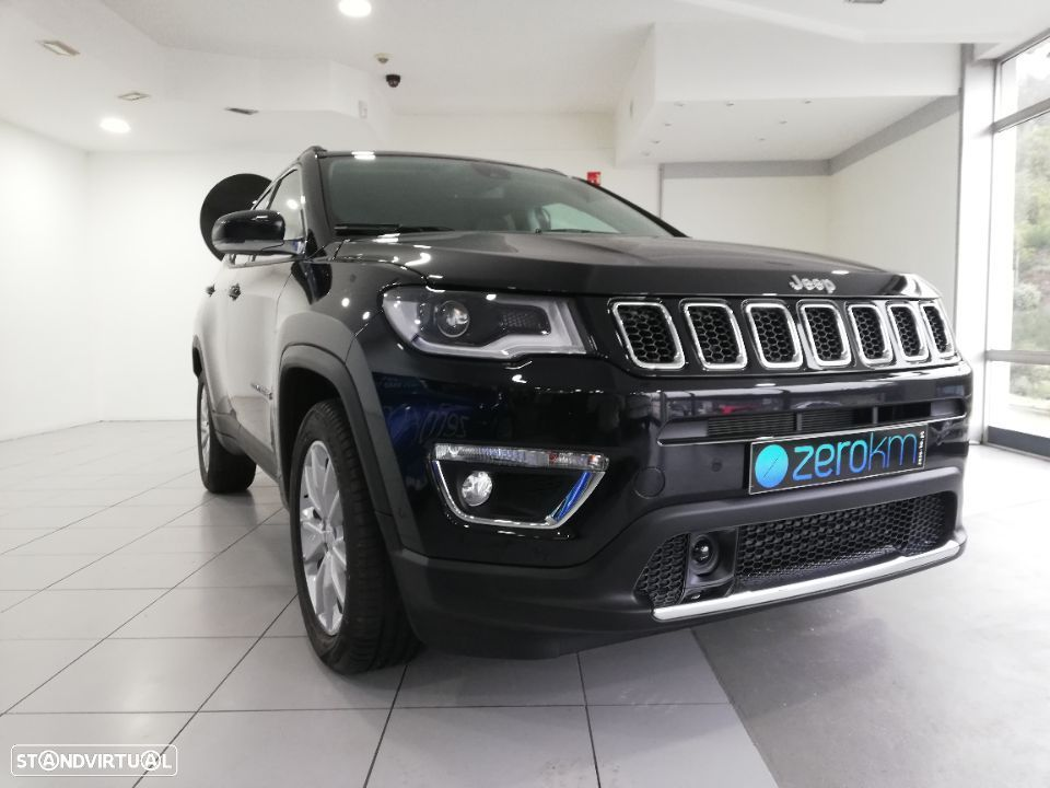 Jeep Compass 1.3 T Limited - 1