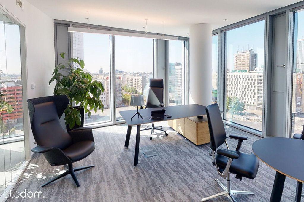 Wyjątkowe biuro w samym centrum (M) z widokami