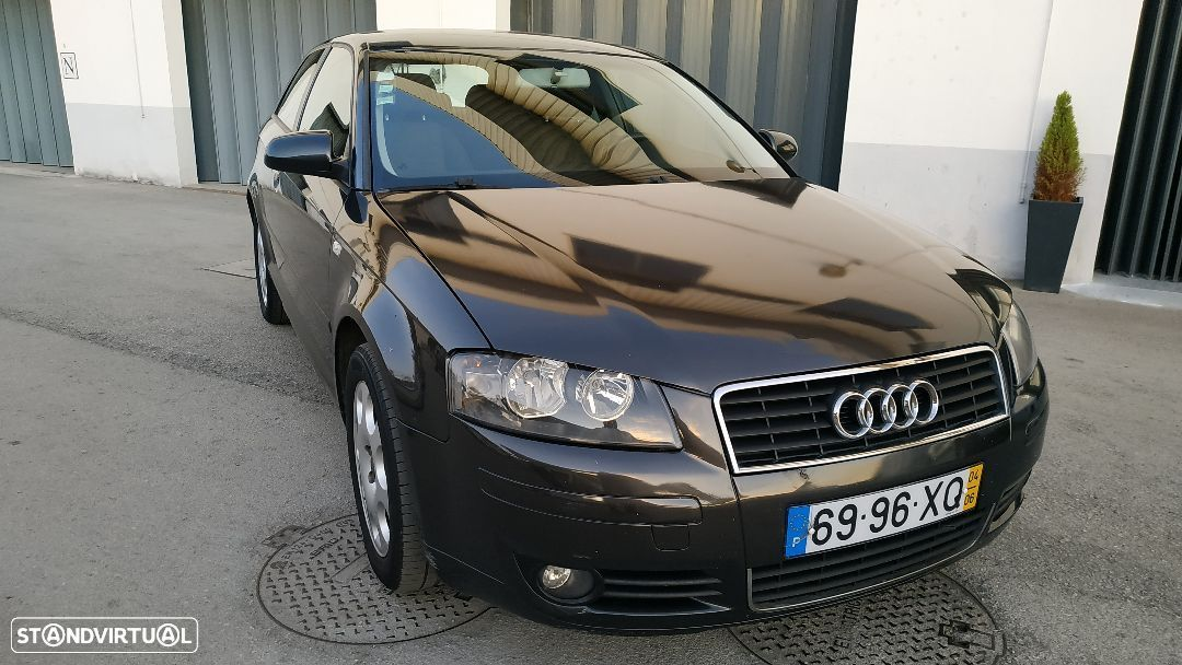 Audi A3 2.0 TDi Attraction - 34