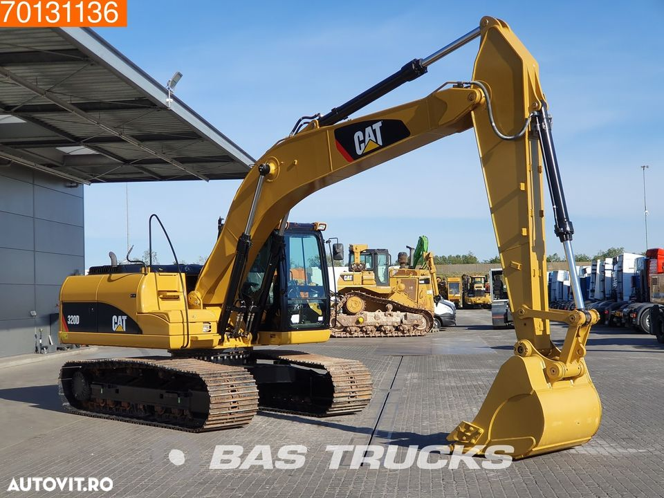 Caterpillar 320D NEW UNUSED - 4 units available - 3