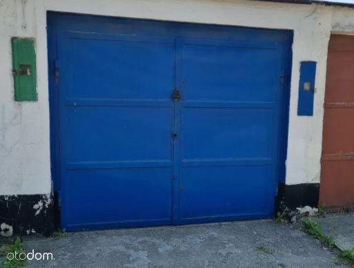 Sprzedam garaż w Dąbrowie Górniczej ul. Kasprzaka