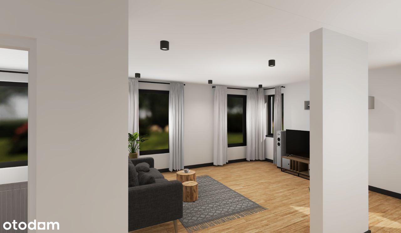 Komfortowe, 3 pokojowe mieszkanie deweloperskie