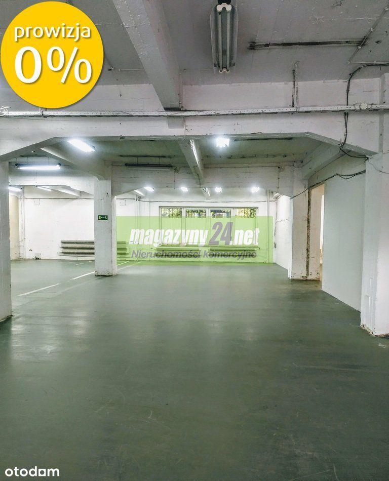 magazyn 500 m2 wynajem, Warszawa Wola