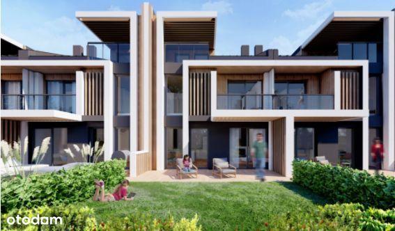 Dom w Inwestycji Osiedle Złota Dębina A13