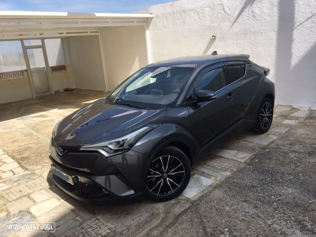 Toyota C-HR 1.8 HSD Exclusive+P.Luxury - 1