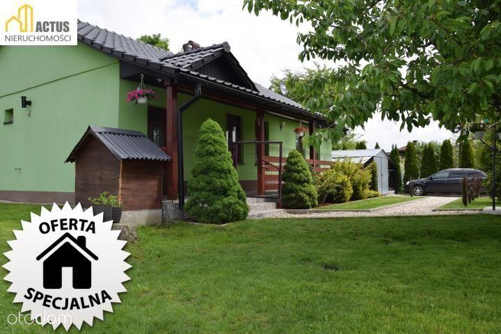 Dom Mysławczyce na 23,7 arowej działce