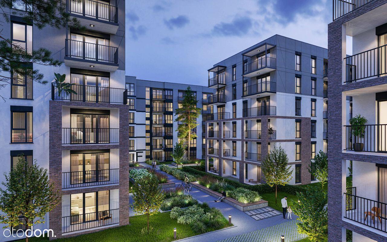 Trzypokojowe mieszkanie w inwestycji INDUSTRIA