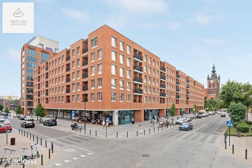 Centrum Gdańsk od zaraz 61 m2 -Wysoki standard