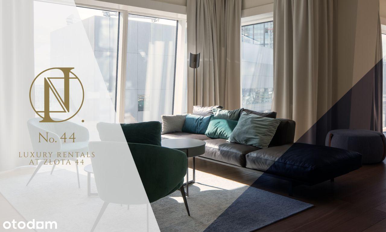 Złota 44 - Apartament 3-pokojowy na wynajem