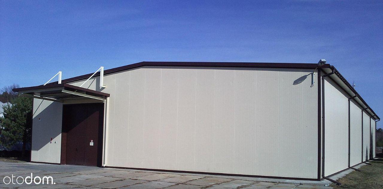 Dochodowa nieruchomość (1,60 ha z halami 3000 m2)