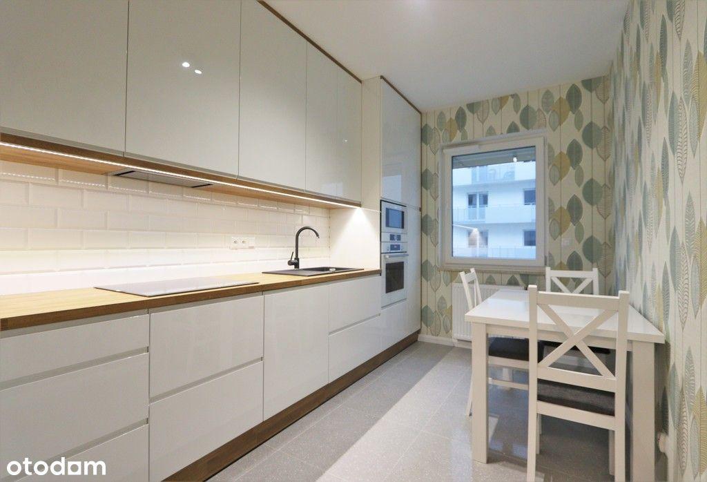 Nowe, wysoki standard, 2 balkony, garaż (x2)