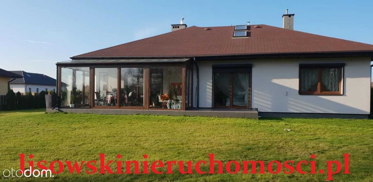 Dom 190 m2, Rabień