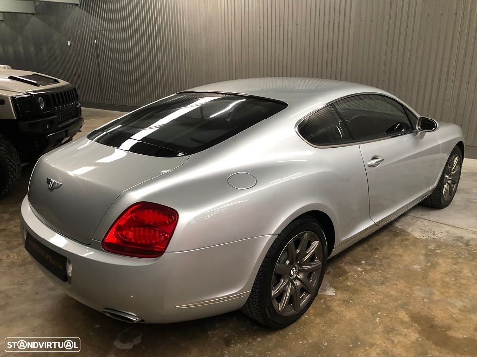 Bentley Continental GT 6.0L W12 - 7