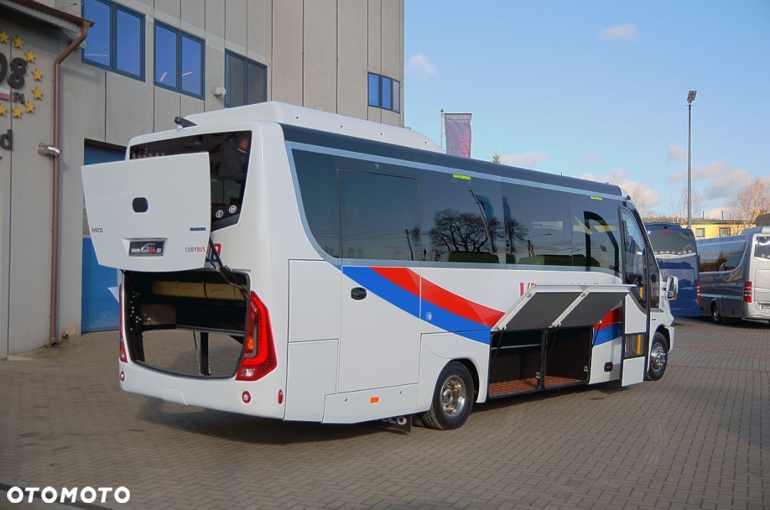 Iveco Cuby 70C HD Tourist Line Winda 31+1+1 No.415  Cuby Iveco 70C HD Tourist Line Winda 31+1+1 No.415 - 38