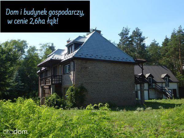 Dom, 289 m², Zakrzew
