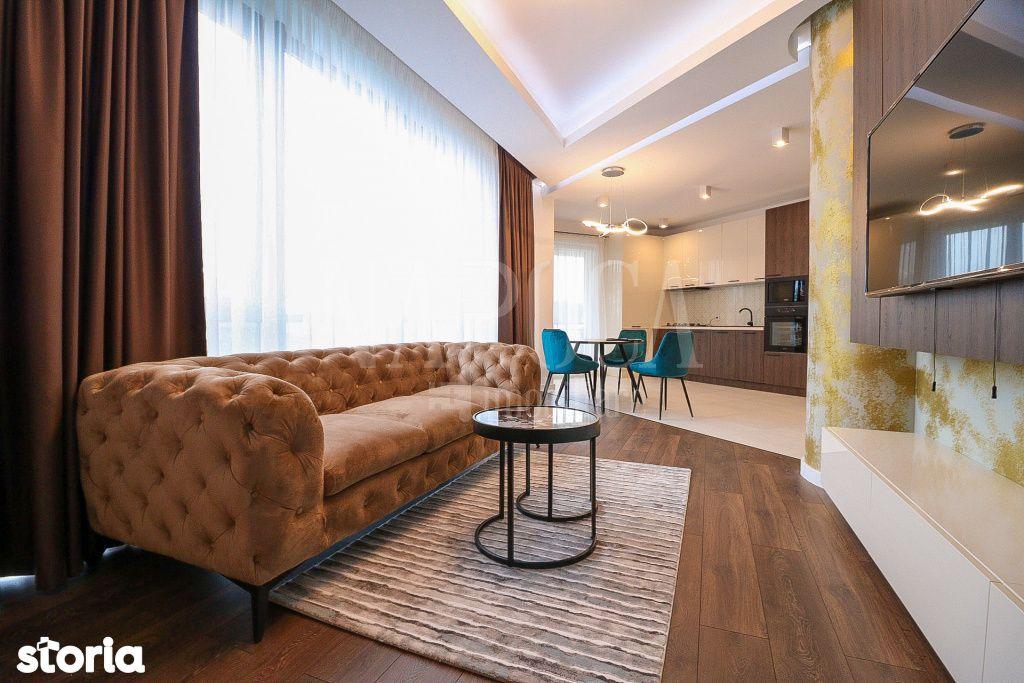 Apartament pentru pretentiosi cu panorama in cartierul Grigorescu!