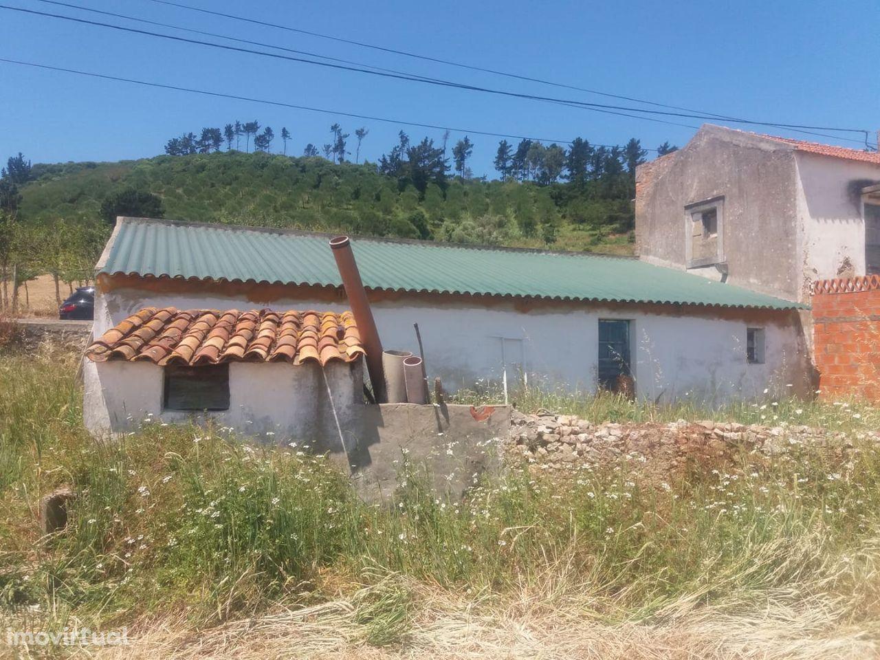 Terreno Quinta Nova Famalicão-Nazaré