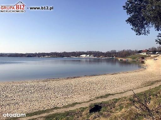 Działka budowlana z wz/60m od jeziora