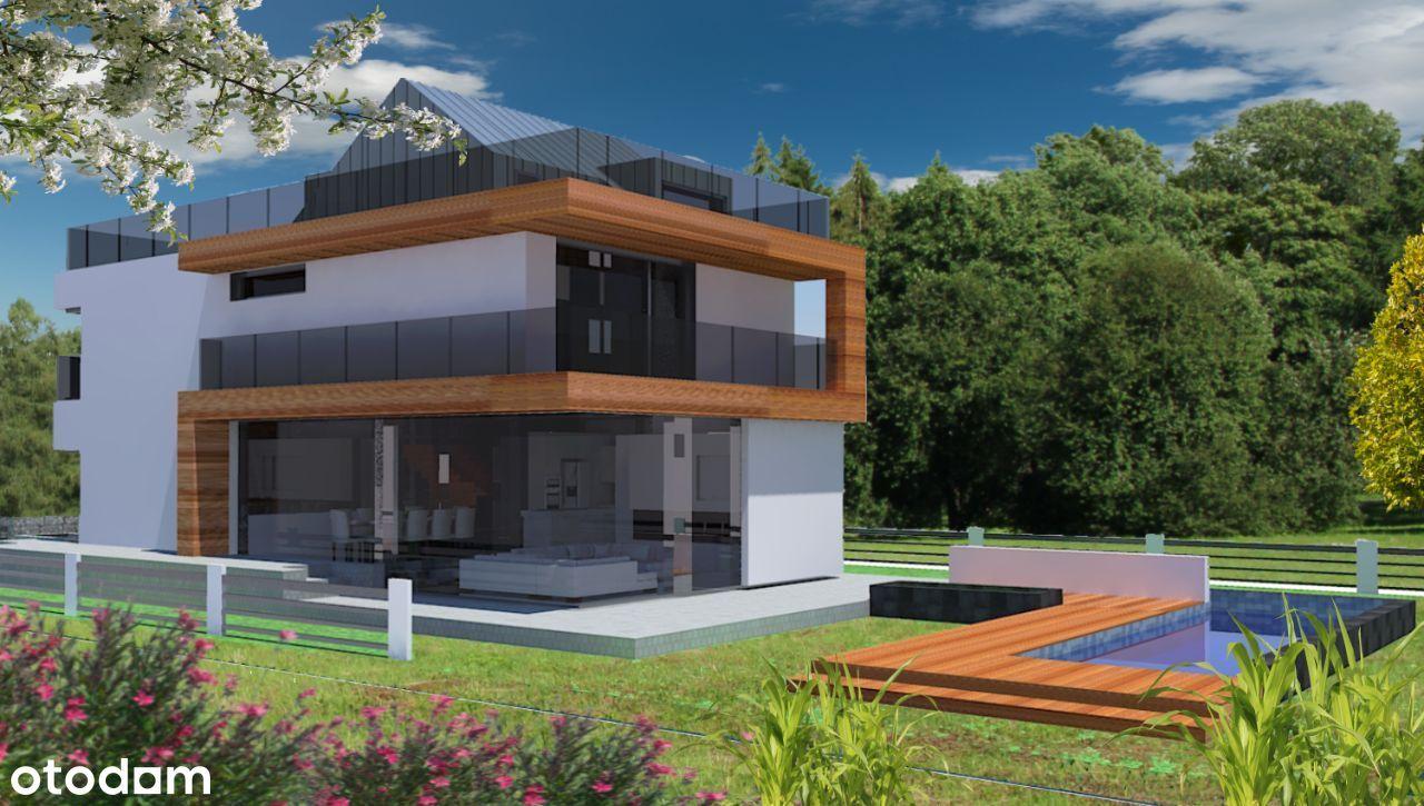 Nowoczesny, ekskluzywny dom na Ołtaszynie