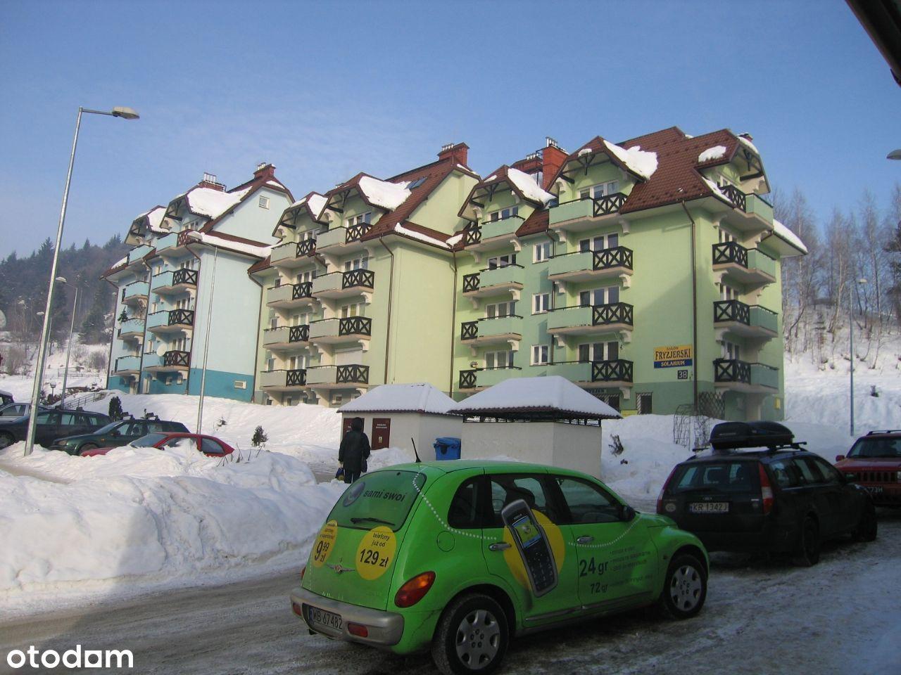 Krynica Zdrój – mieszkanie 28 m² na sprzedaż.
