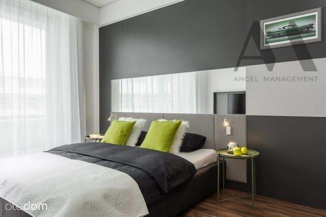 Studio LUX z balkonem w OVO-przy rynku! 0%prowizji
