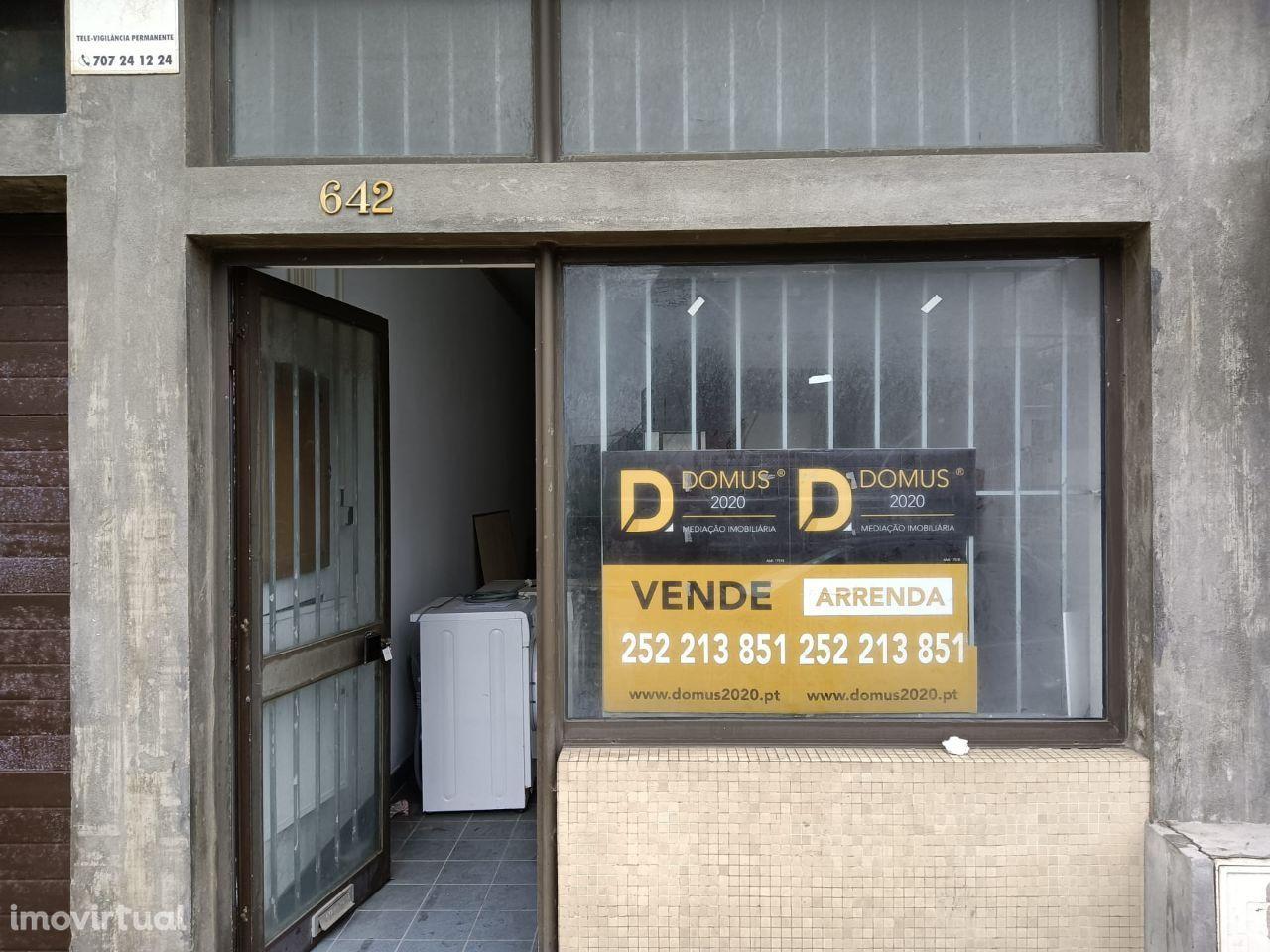 Loja com 2 pisos | Póvoa de Varzim | Excelente preço