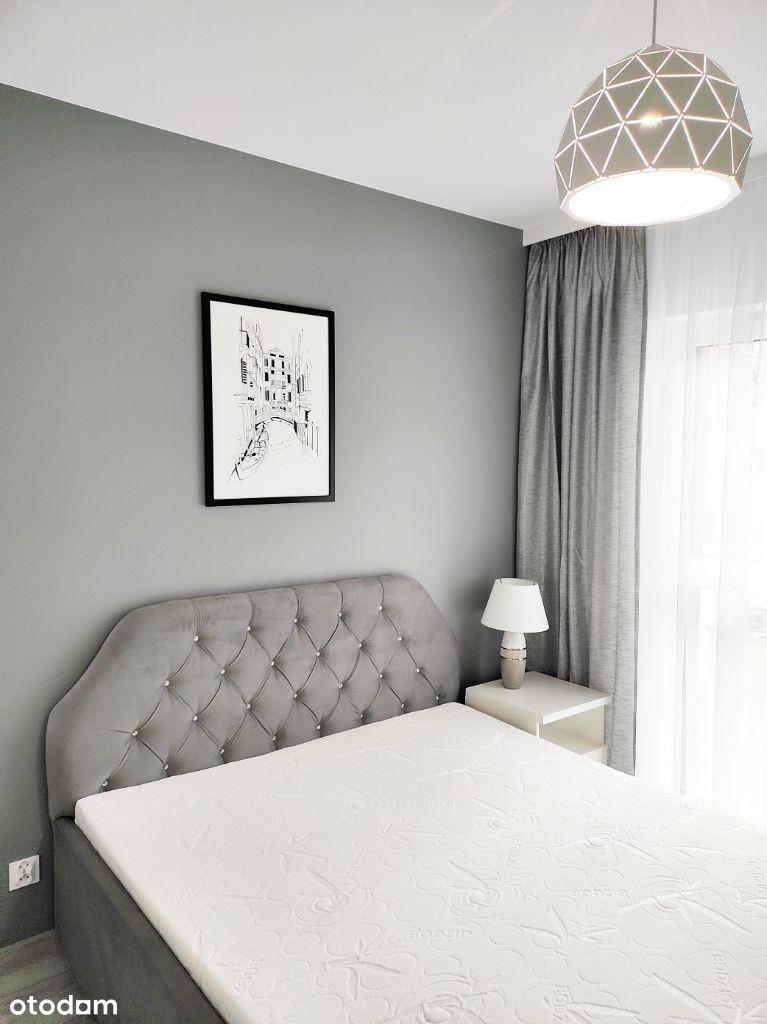 Nowe 3 pokojowe mieszkanie, balkon, klimatyzacja