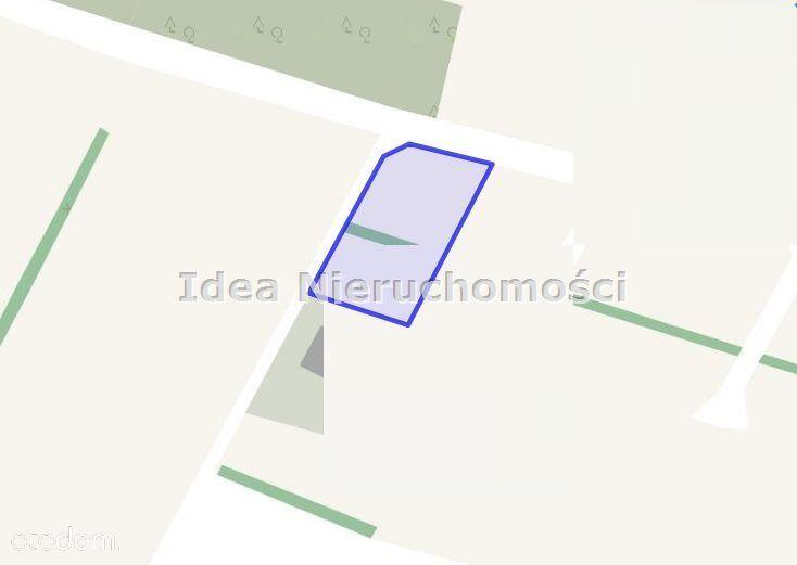 Działka, 1 580 m², Prądki