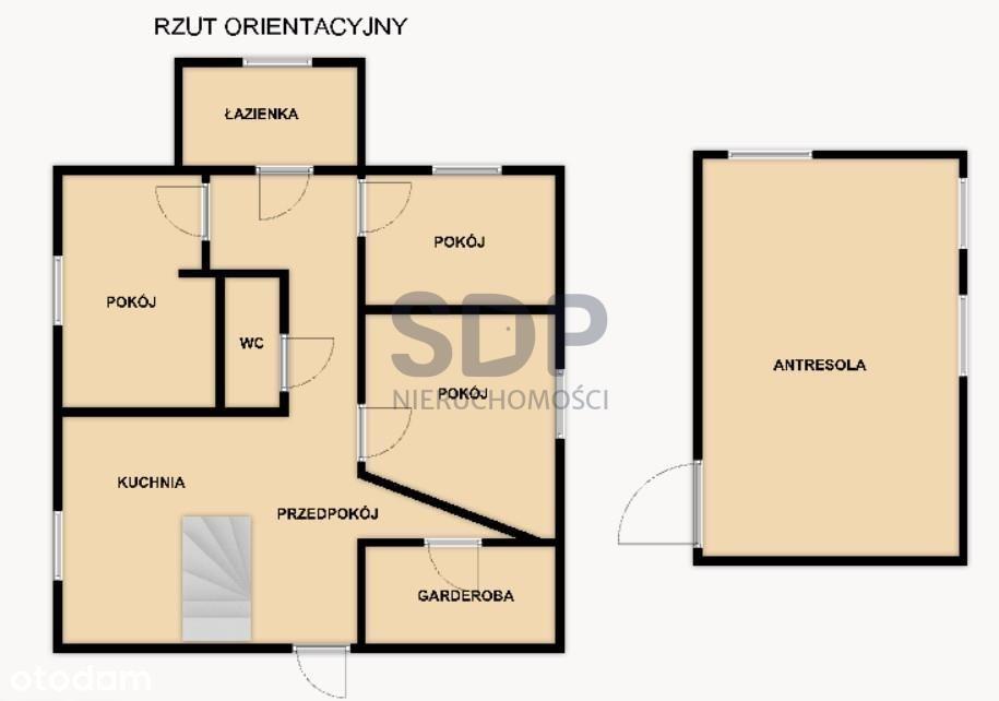 4-pokojowe mieszkanie na Karłowicach przy Odrze