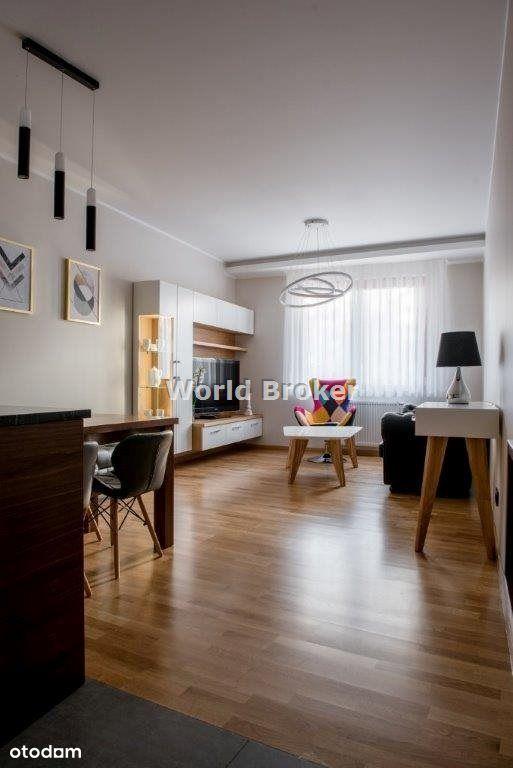 Komfortowe, 2 Pokojowe Mieszkanie 55m2 Parkitka ul