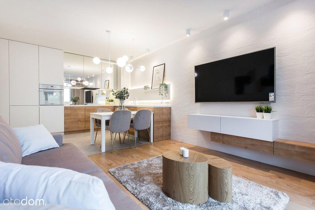 3pokojowy apartament - Park Leśny Bronowice