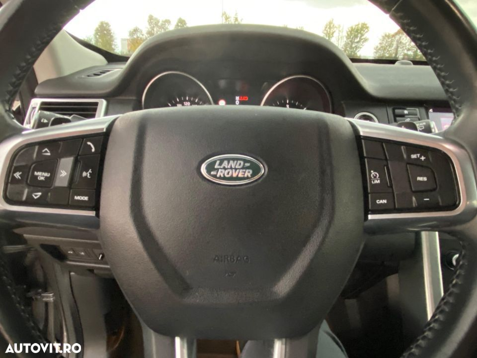 Land Rover Discovery Sport 2.0 - 10