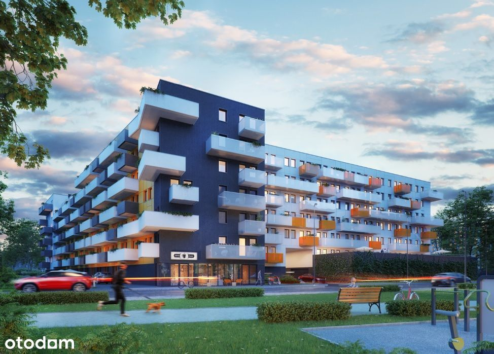 Apartamenty inwestycyjne MICROKLIMAT Krzyki, Gaj