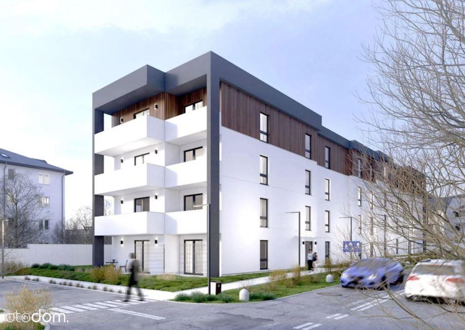 Nowa inwestycja - Mieszkania Wąwozowa