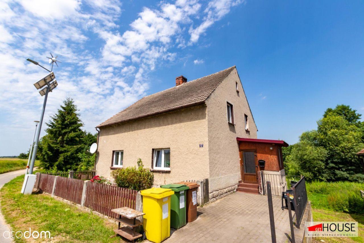 Dom z malowniczymi widokami w zaciszu Lubkowa