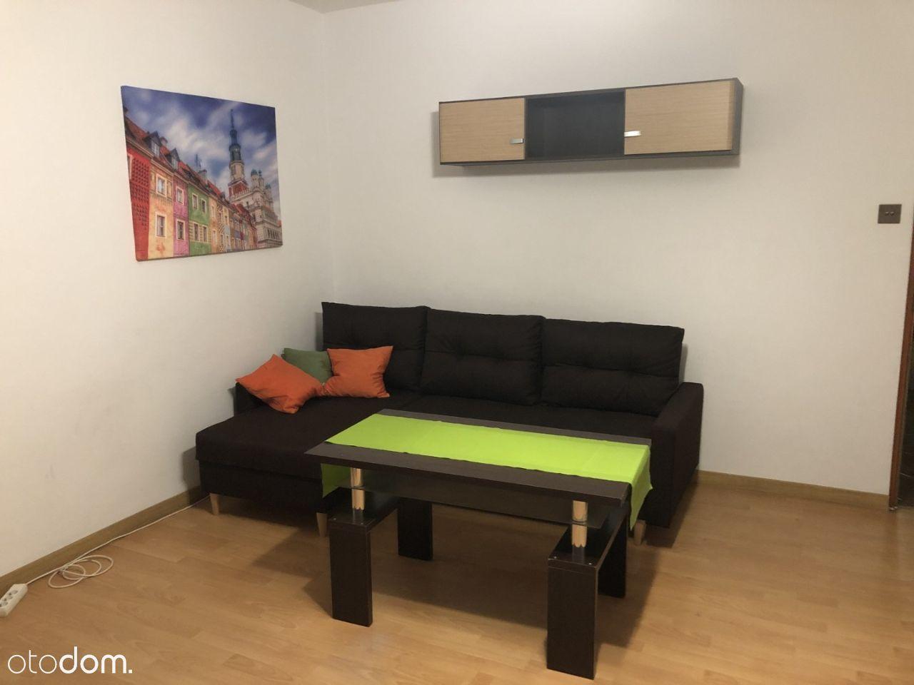 3-pokojowe mieszkanie przy kampusie UAM