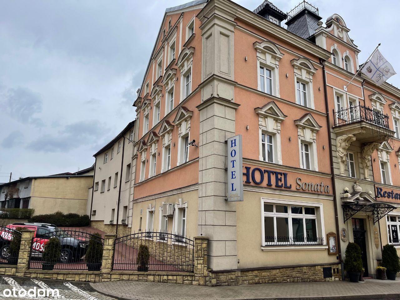 Hotel w centrum - Duszniuki Zdrój