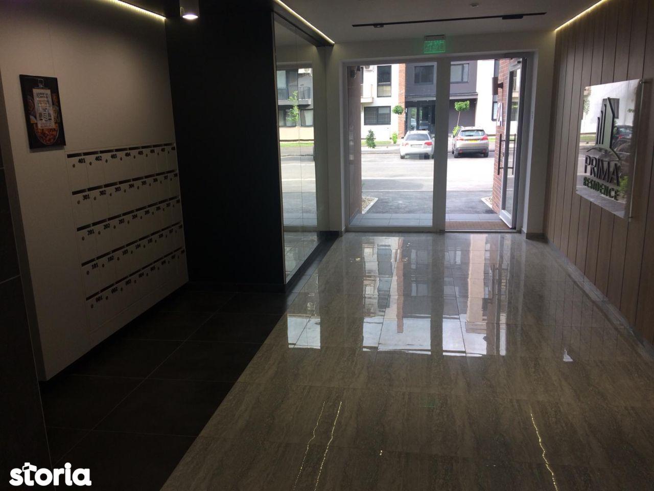 Apartament 2 cam bloc nou cu CF finisat modern