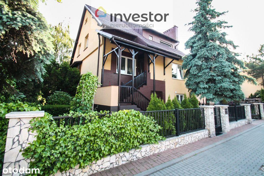 Urokliwy i funkcjonalny dom w centrum Ciechocinka!