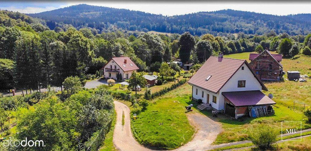 Dom do lekkiego wykończenia w przepięknej okolicy!