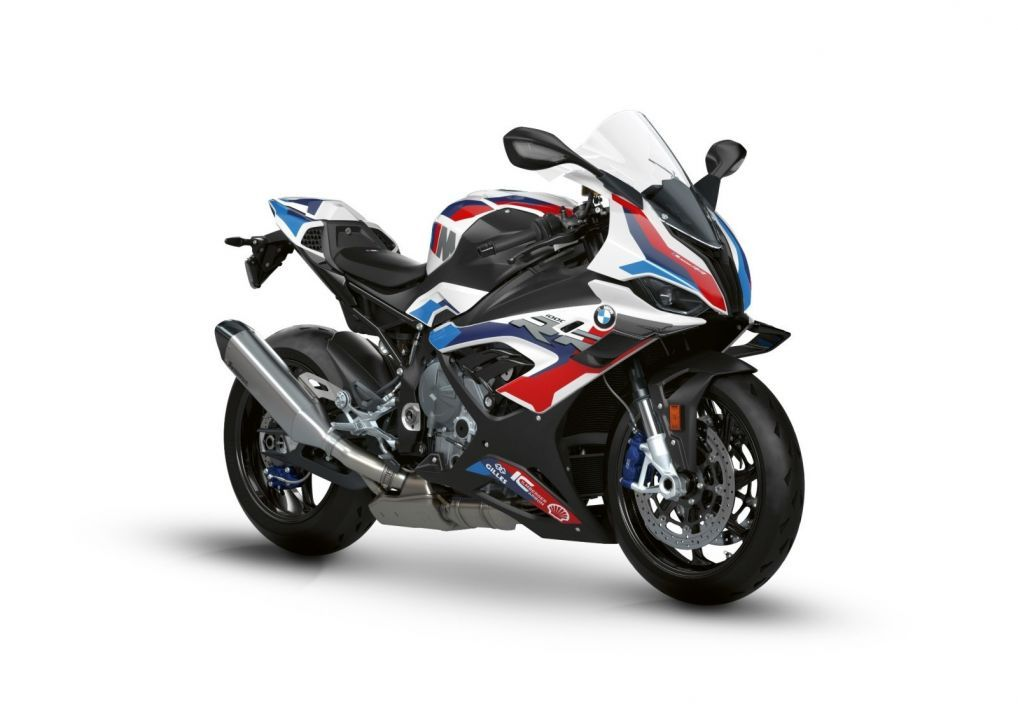 BMW  M 1000 RR M Competition Package Carbon, M Billet Pack Inchcape Warszaw - 1
