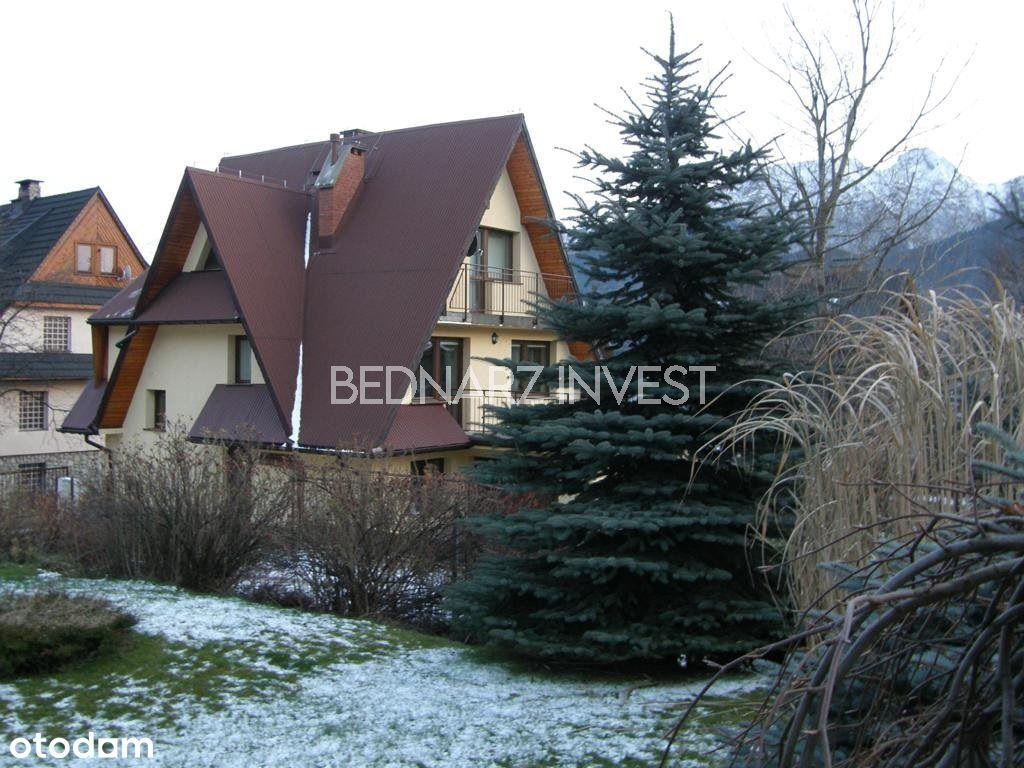 Dom do zamieszkania z widokiem na panoramę Tatr