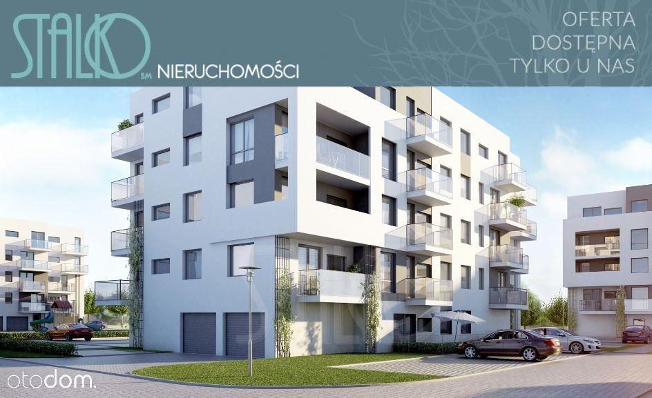 Nowe mieszkanie 45,18 m2 z balkonem